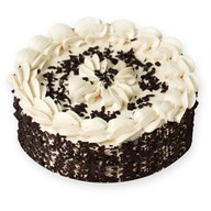 Крем-брюле торт Фото