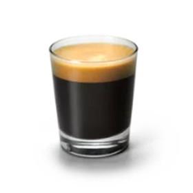 Кофе двойной эспрессо - Фото
