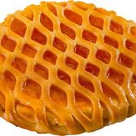 Пирог с конфитюром манго Фото