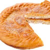 Пирог с филе (курица) Фото