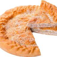 Пирог с горбушей и картофелем Фото