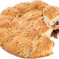 Пирог сгущенка с арахисом Фото