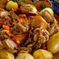 Домляма (говядина+овощи) Фото