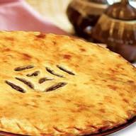 Осетинский пирог с картофелем и грибами Фото