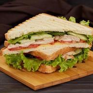 Клубный сэндвич Фото