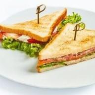 Мини сэндвич рыбный Фото