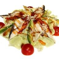 Угорь салат Фото