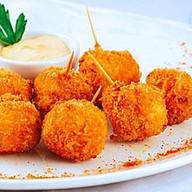 Сырные шарики в панировке Фото
