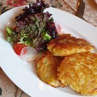 Драники картофельные Фото