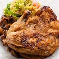 Цыпленок маренго Фото