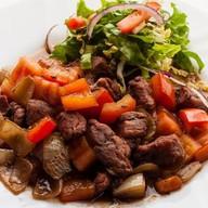 Мясо по-провански Фото