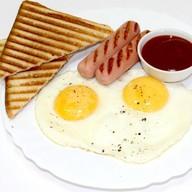 Баварский завтрак Фото
