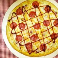 BBQ пицца Фото