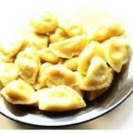 Вареники с картофелем и грибами Фото