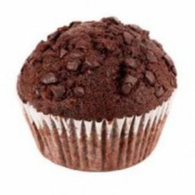 Кекс с шоколадной крошкой - Фото