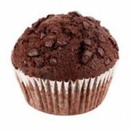 Кекс с шоколадной крошкой Фото