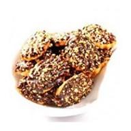 Печенье с орехом Фото