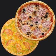 Набор из двух пицц №1 Фото