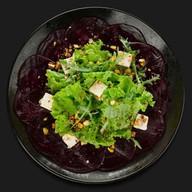 Салат с печёной свёклой Фото