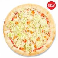 Цезарь пицца (томат) Фото