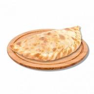 Кальцоне с ветчиной и сыром Фото