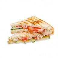 Сэндвич с курицей Фото