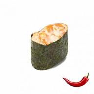 Гункан креветка Фото