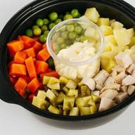 Оливье салат Фото