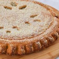 Пирог с заварным кремом Фото