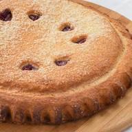 Пирог с клюквой и брусникой Фото