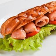 Эклер-сэндвич рыбный Фото