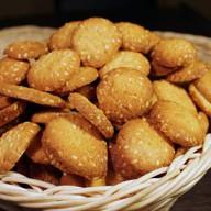 Печенье кунжутное (только самовывоз) Фото