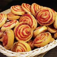 Печенье улитка с джемом (самовывоз) Фото