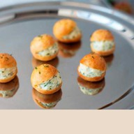 Мини-булочка с сыром (за сутки) Фото