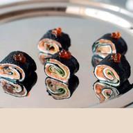Рулетик с кетой (за сутки) Фото