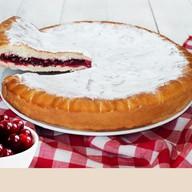 Пирог с вишней (заказ за сутки) Фото