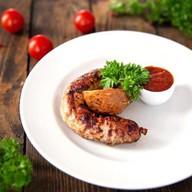 Колбаска-гриль из баранины и курицы Фото