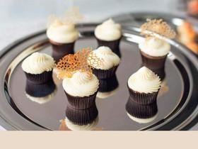 Шоколадный капкейк (заказ за сутки) - Фото