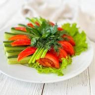 Ассорти овощное Фото