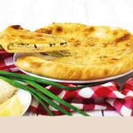 Пирог с щукой и картофелем Фото