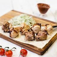 Шашлык из свинины в маринаде Фото