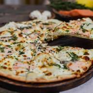 Итальянская с сёмгой и сливочным сыром Фото