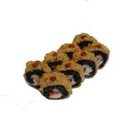 Black темпура краб Фото