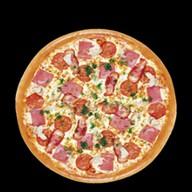 Мясная пицца Фото
