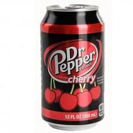 Лимонад Dr.Pepper cherry Фото