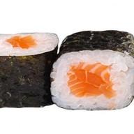 Мини с лососем Фото