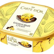 Carte Dor банановый сплит сорбет Фото