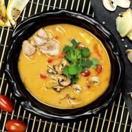 Суп со сливками Фото