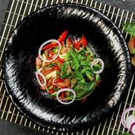 Салат овощной Вафу Фото