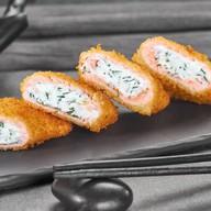 Сливочный лосось фри Фото